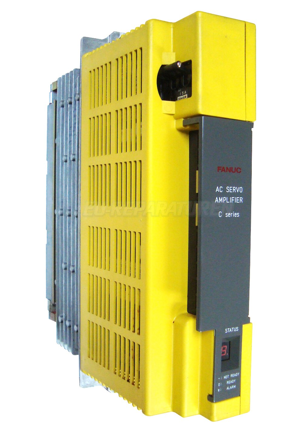 REPARATURSERVICE A06B-6066-H244 FANUC SERVOANTRIEB C-SERIES ... on