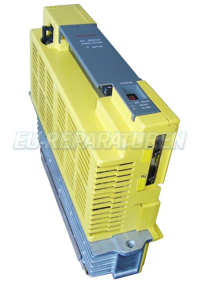 SERVICE FANUC A06B-6066-H224 AC DRIVE