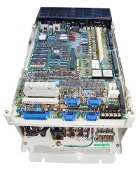 4 MITSUBISHI DECKELLOS FR-SF-4-7.5KP-T SPINDEL CONTROLLER