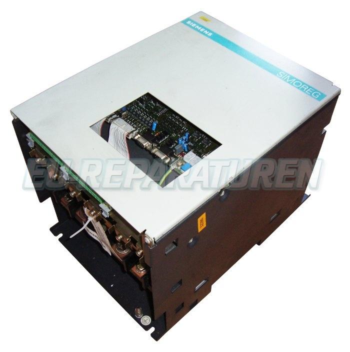 SERVICE SIEMENS 6RA2431-6DS22-0 DC DRIVE