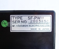TYPENSCHILD POWER UNIT SF-PWH
