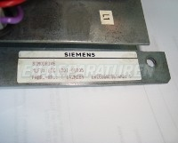 7 SIMODRIVE 690 TYPENSCHILD 6SC6901-0VR05