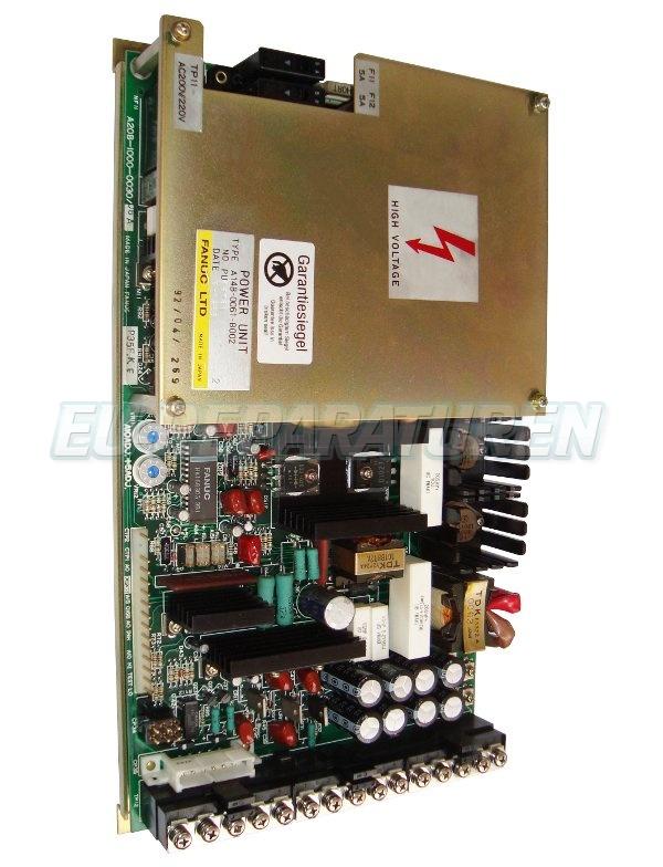 SERVICE FANUC A14B-0061-B002 POWER SUPPLY
