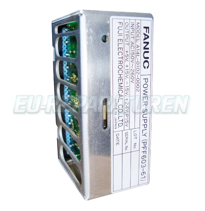 SERVICE FANUC A14L-0102-0002 POWER SUPPLY
