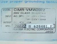 5 TYPENSCHILD CIMR-VMW2022
