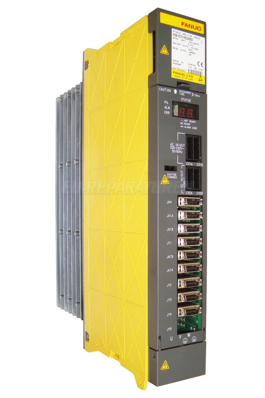 SERVICE FANUC A06B-6078-H202 AC DRIVE