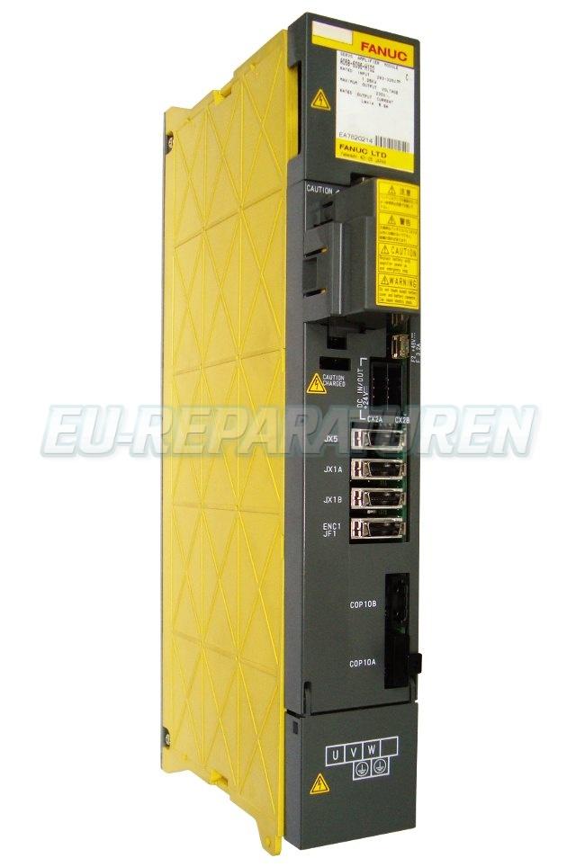 SERVICE FANUC A06B-6096-H102 AC DRIVE