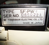 TYP SF-PWH YAMABISHI POWER UNIT