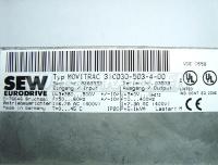 4 TYPENSCHILD MOVITRAC 31C030-503-4-00