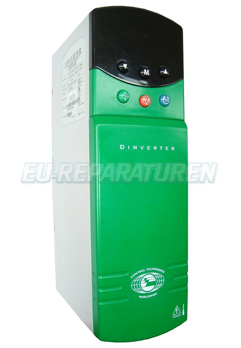 SERVICE CONTROL TECHNIQUES DIN3380150BM AC DRIVE