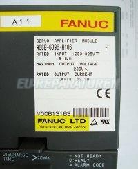 4 TYPENSCHILD FANUC A06B-6096-H106