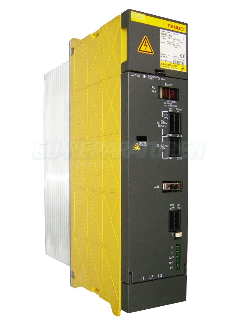 SERVICE FANUC A06B-6077-H106 AC DRIVE