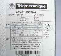 7 TYPENSCHILD ATV61HD37N4