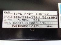 5 TYPENSCHILD FMD-5AC-22