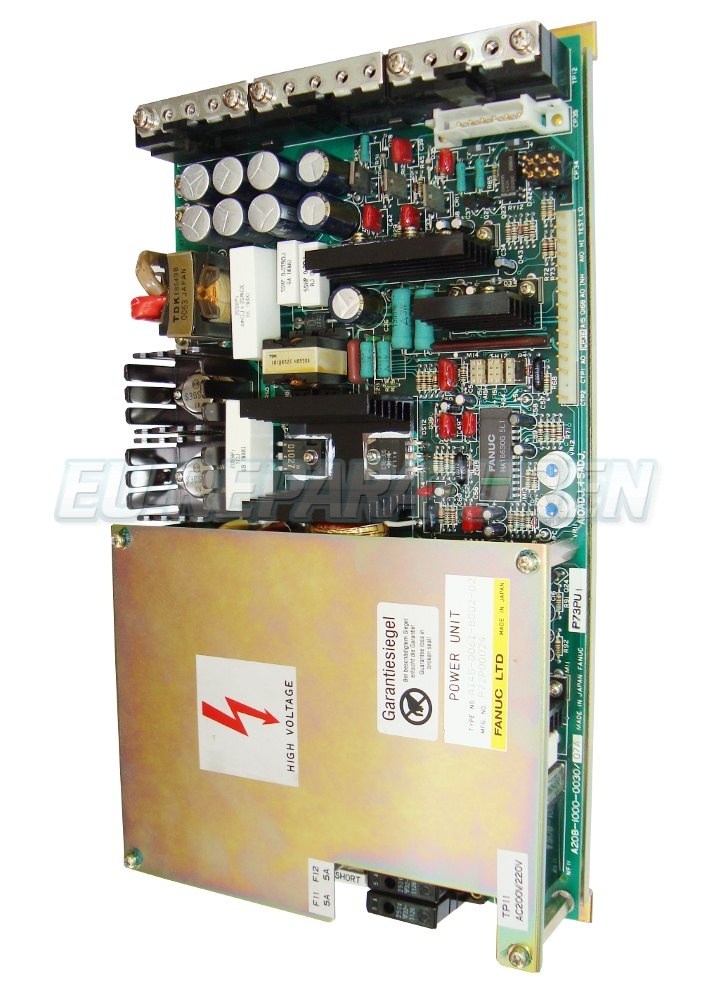 SERVICE FANUC A14B-0061-B002-02 POWER SUPPLY