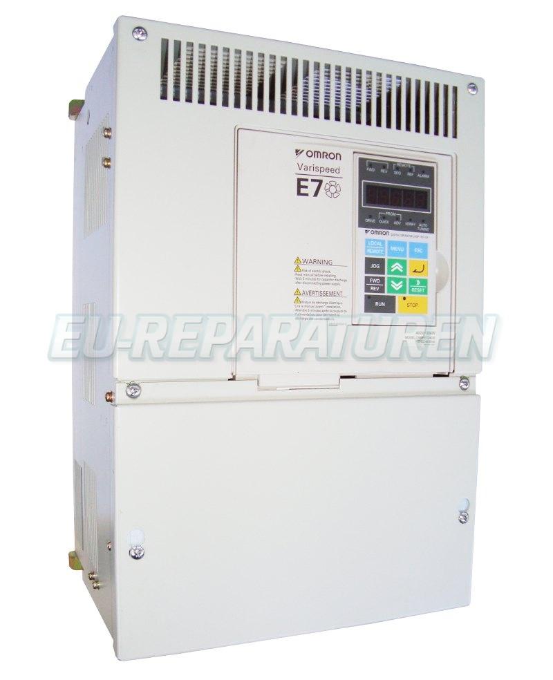 SERVICE OMRON CIMR-E7Z4030 AC DRIVE