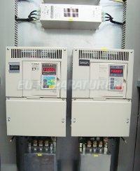 8 VOR-ORT-SERVICE VARISPEED-E7 CIMR-E7Z4030
