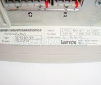 4 LENZE TYPENSCHILD EVF9324-EV