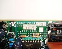 7 CPU-KARTE CACR-PRCA031Y69E