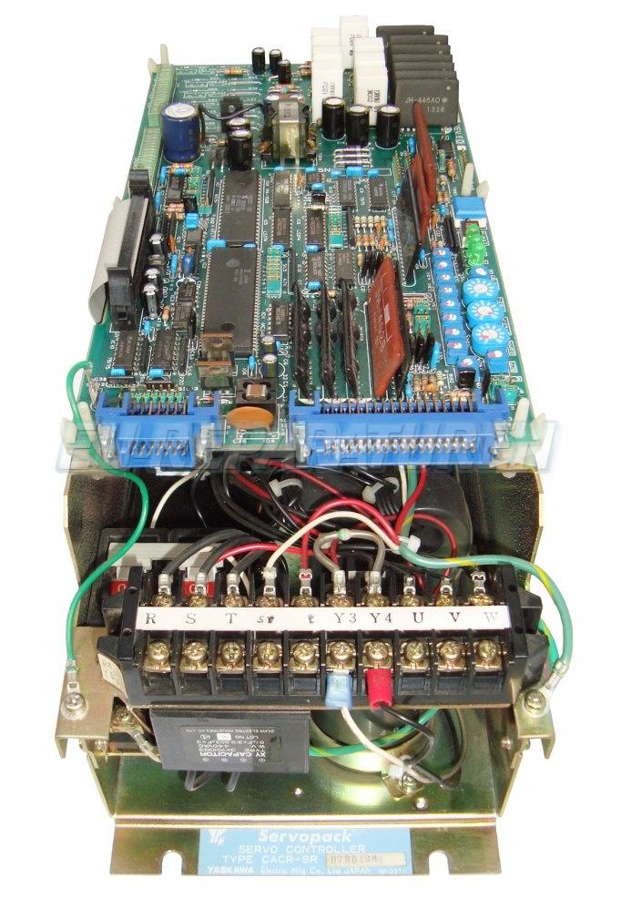 REPARATUR YASKAWA CACR-SR07BB1BM AC DRIVE