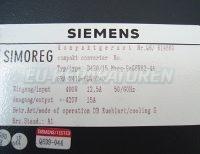 5 TYPENSCHILD SIEMENS 6RA2413-6DV62-0