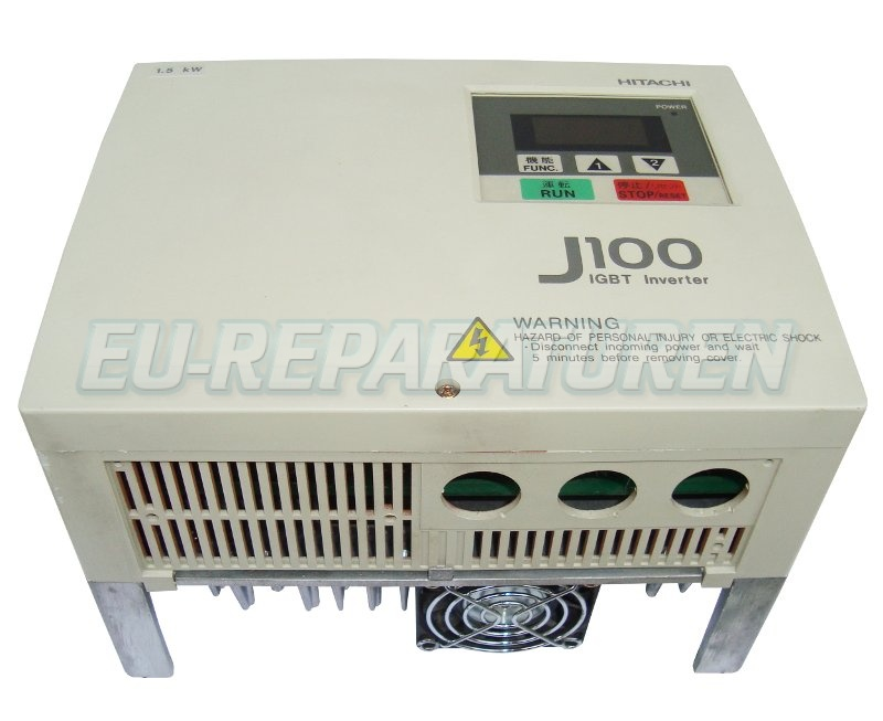 REPARATUR HITACHI J100-015SFE5 AC DRIVE