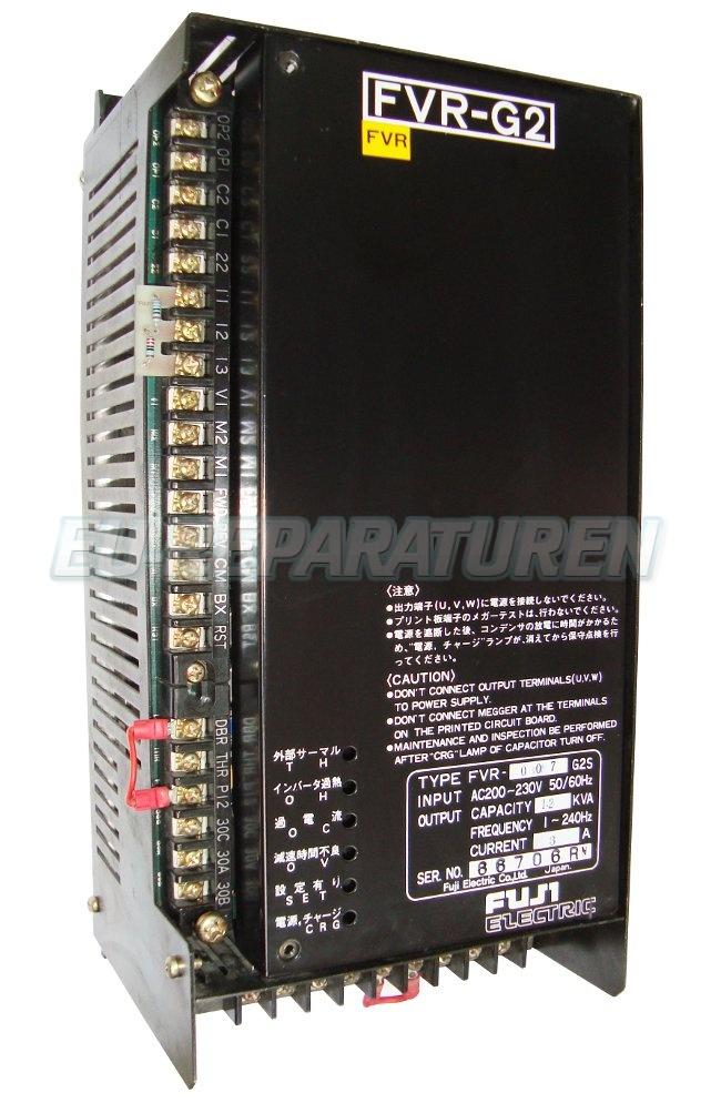 REPARATUR FUJI ELECTRIC FVR-G2 AC DRIVE