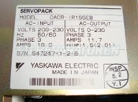 3 YASKAWA TYPENSCHILD CACR-IR15SEB