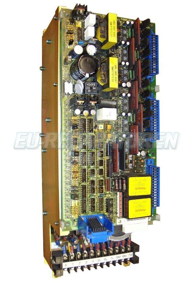 SERVICE FANUC A06B-6057-H203 AC DRIVE