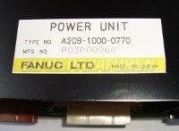 4 TYPENSCHILD A20B-1000-0770-01 FANUC