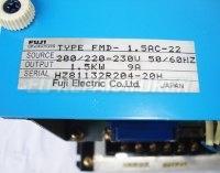 4 FRENIC TYPENSCHILD FMD-1.5AC-22 M2S