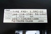 5 FRENIC 5000 FREQUENZUMRICHTER FMD-1.5AC-22