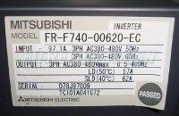 2 REPARATUR MITSUBISHI FR-F740-00620-EC
