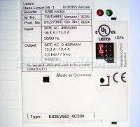 4 TYPENSCHILD E82EV552 4C200