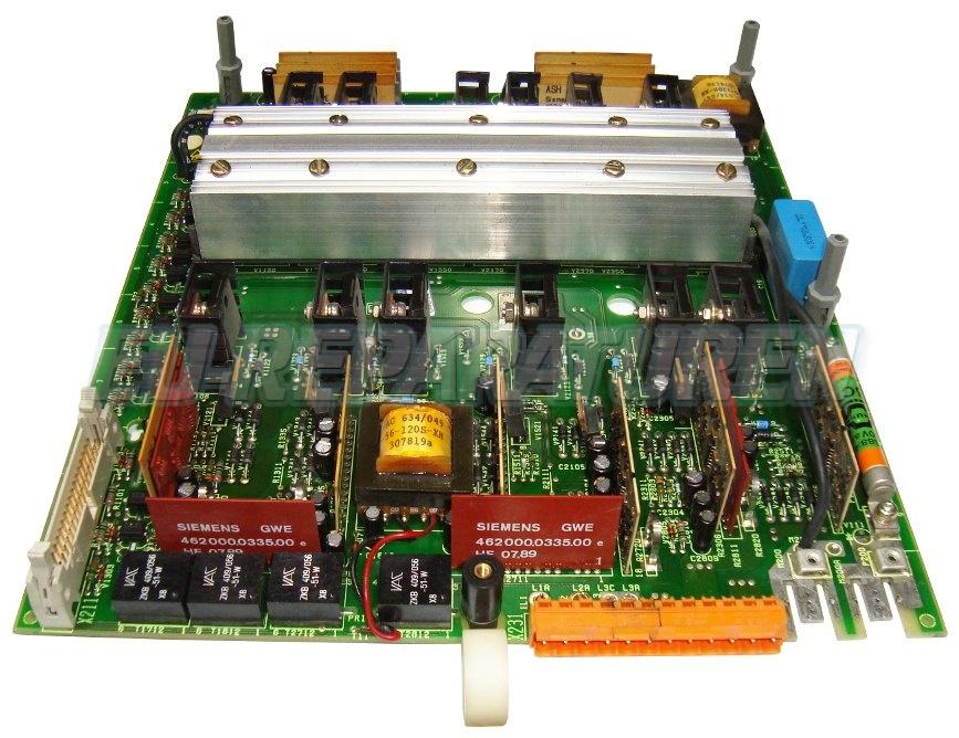 REPARATUR SIEMENS 6SC6108-0SG01 AC DRIVE