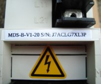 4 TYPENSCHILD MDS-B-V1-20