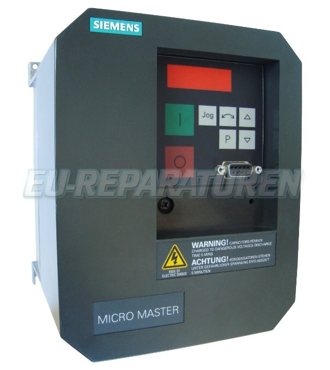 Siemens: Variable Frequency Drives MICROMASTER MM430