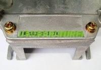 5 TYPENSCHILD FR-SGJ-2-3.7K BL MITSUBISHI