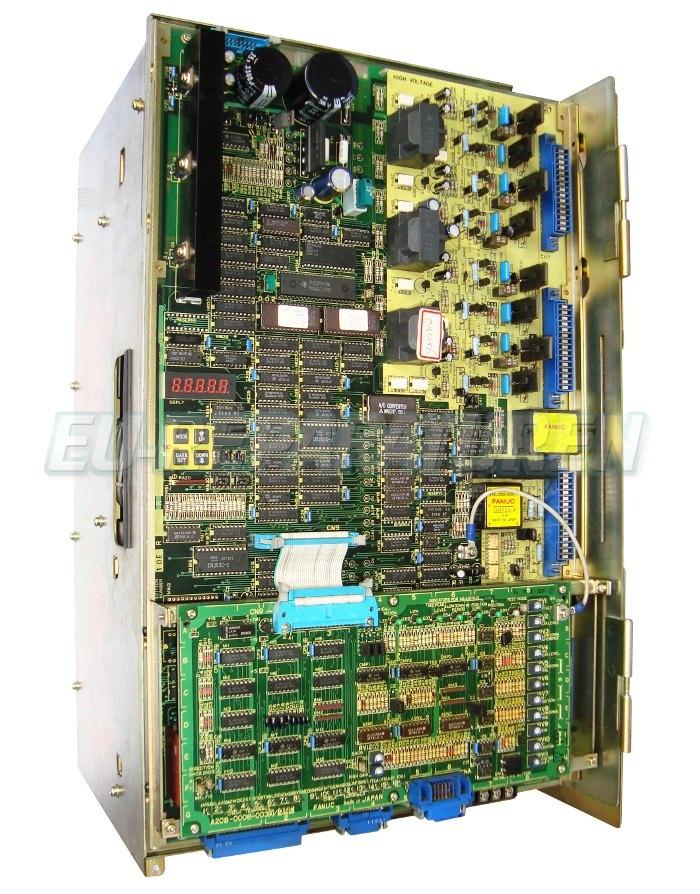 SERVICE FANUC A06B-6055-H112 AC DRIVE