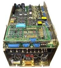 2 QUICK REPAIR SERVICE A06B-6055-H112 FANUC SPINDLE DRIVE