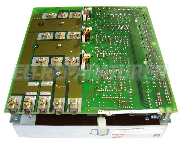 REPARATUR SIEMENS 6SC6502-0AF01 AC DRIVE