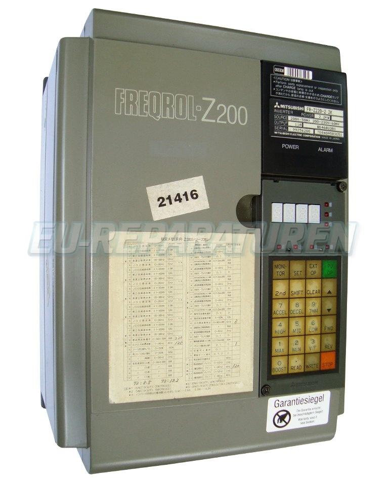 REPARATUR MITSUBISHI FR-Z220-2.2K AC DRIVE