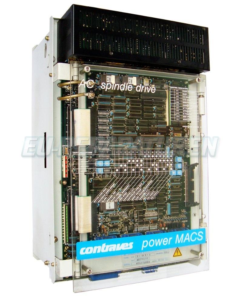 SERVICE CONTRAVES CA-2-7.5K-A AC DRIVE