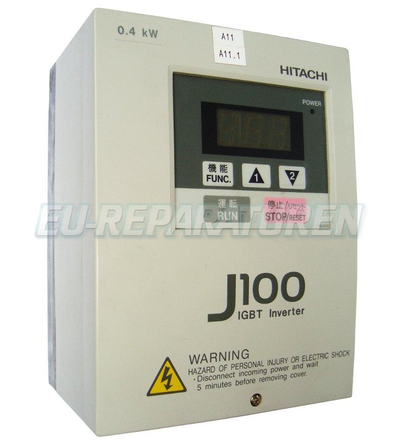 REPARATUR HITACHI J100-004SFE5 AC DRIVE