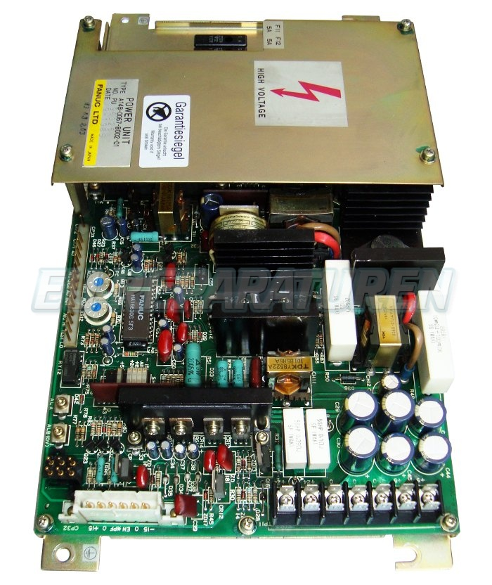 SERVICE FANUC A14B-0067-B002-01 POWER SUPPLY