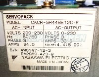 4 TYPENSCHILD CACR-SR44BE12G-E