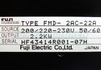 4 TYPENSCHILD FMD-2AC-22A