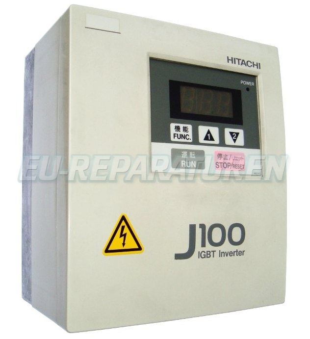 SERVICE HITACHI J100-007SF AC DRIVE