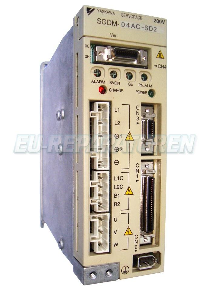 SERVICE YASKAWA SGDM-04AC-SD2 AC DRIVE
