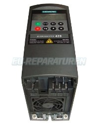 2 MICROMASTER-420 6SE6420-2UD15-5AA1 REPAIR-SERVICE